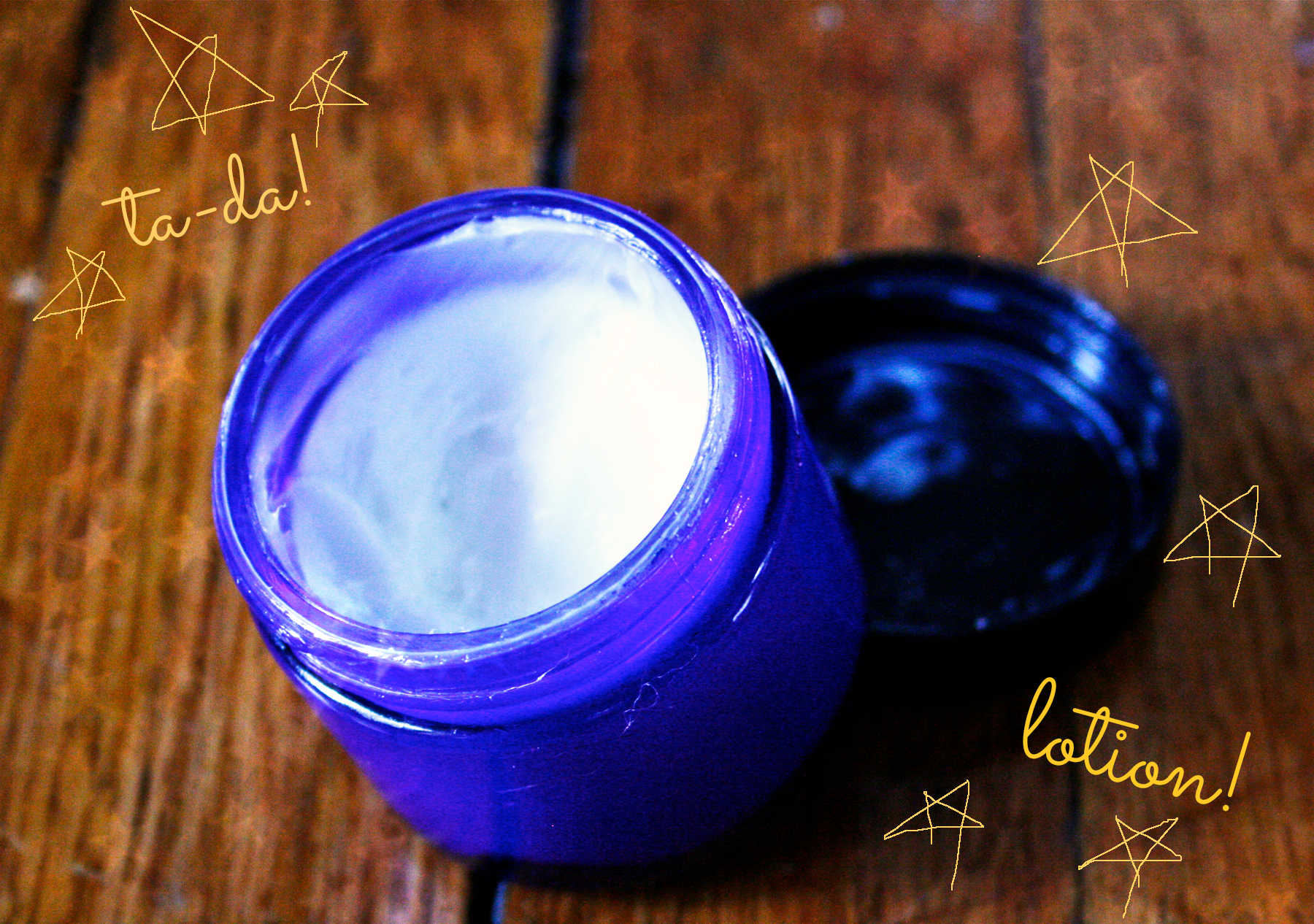 Simple Homemade Lotion Recipe